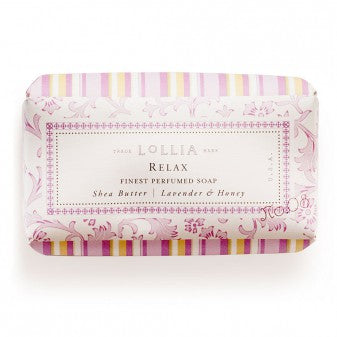 Relax Bar Soap
