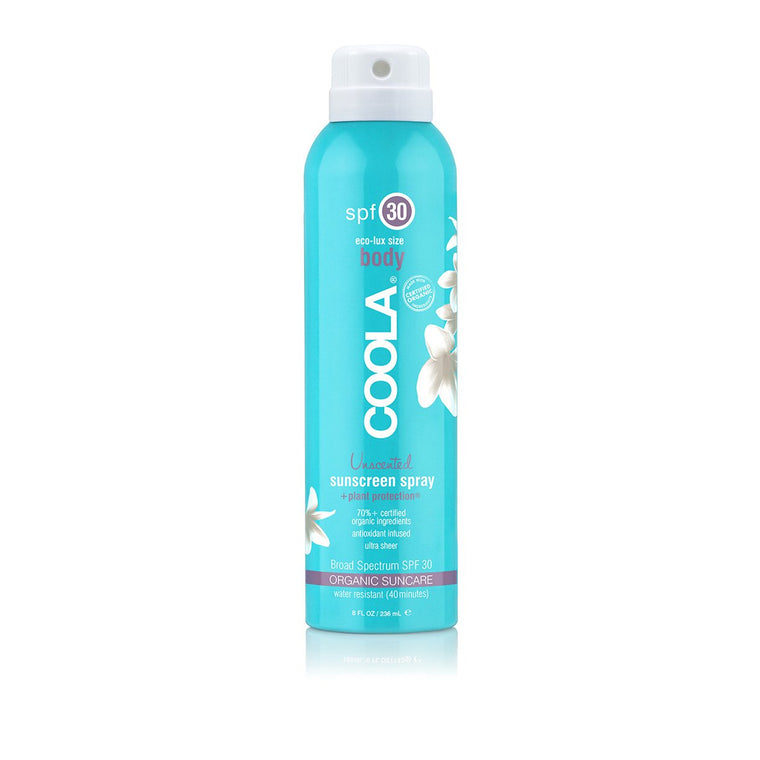 Eco-Lux Body SPF 30 Organic Sunscreen Spray