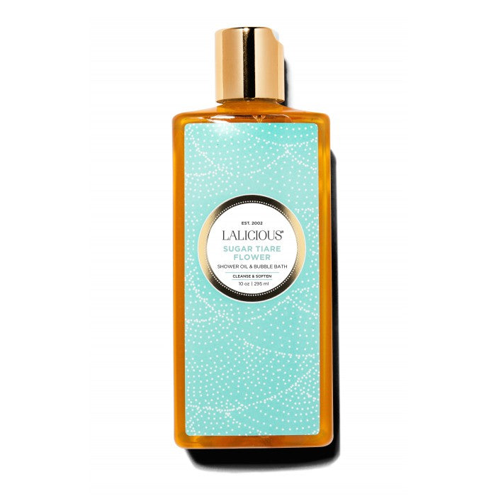 Lalicious Shower Oil Bubble Bath