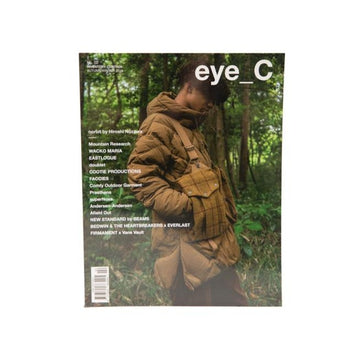 eye_C magazine No. 02 Inventory Control Autumn/Winter 2019 - August Shop