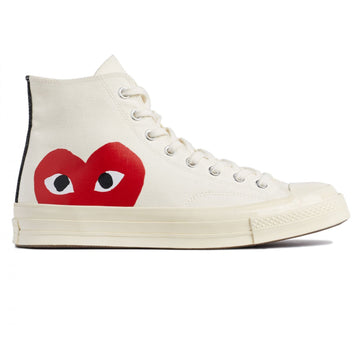 COMME des GARÇONS PLAY Converse High Top - August Shop