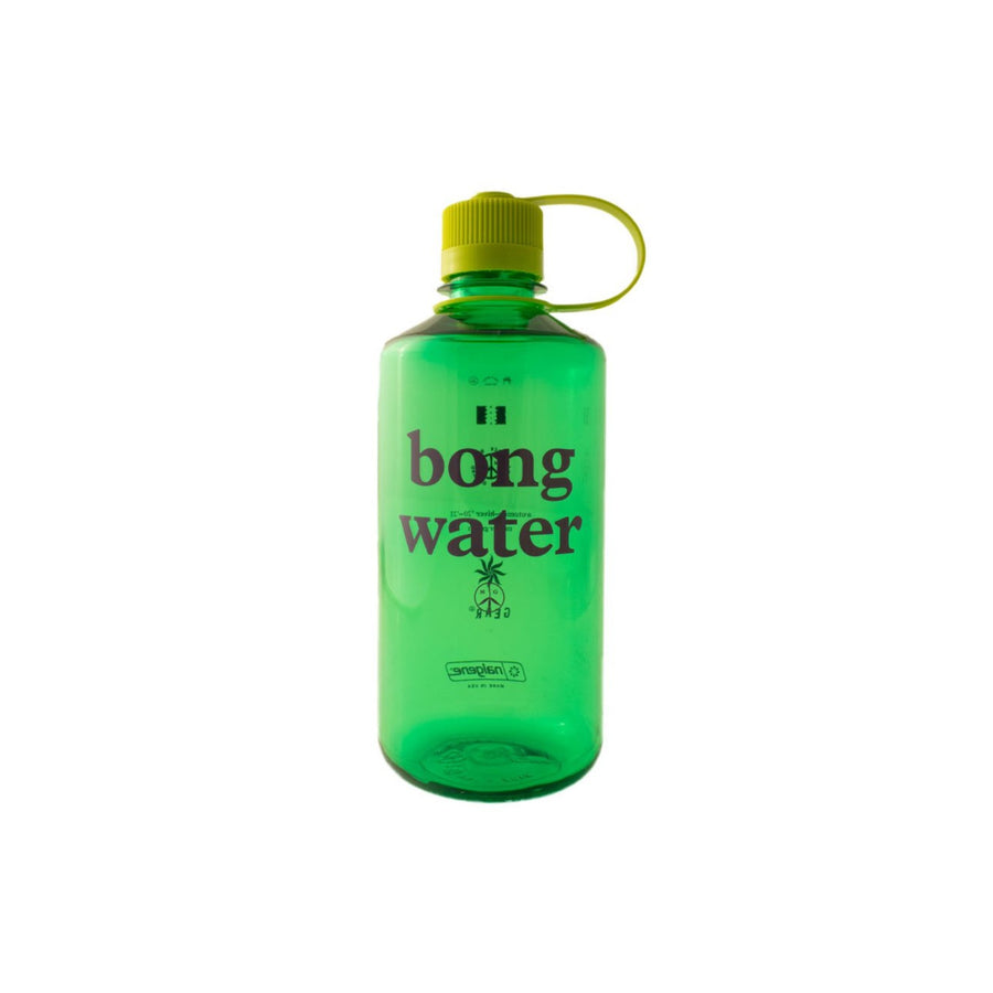 Mister Green Bong Water Nalgene Narrow Mouth Hardshell (Melon Ball/Spring Green Cap) - August Shop