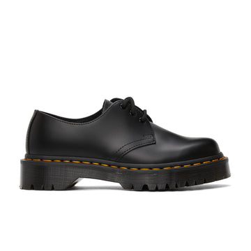 Dr. Martens 1461 Bex Smooth Leather Oxford (Black Smooth Leather) - August Shop