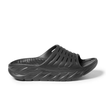 HOKA ONE ONE Ora Recovery Slide (Black) - August Shop