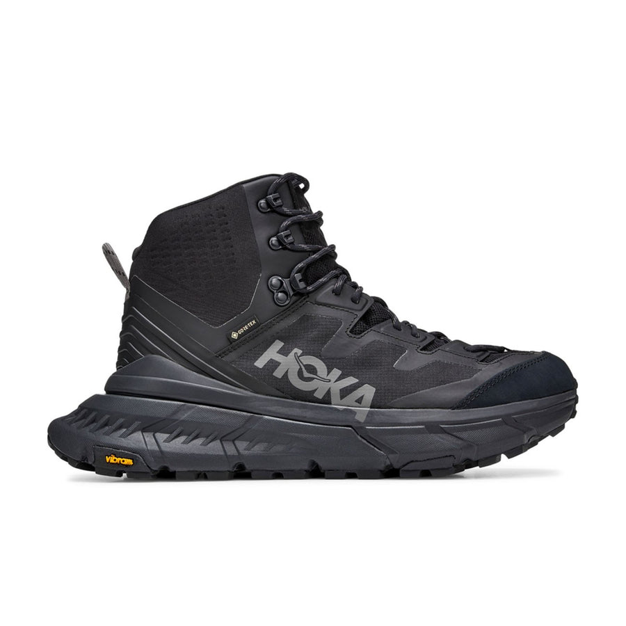 Hoka One One Tennine Hike GTX (Black/Dark Gull Gray) - August Shop