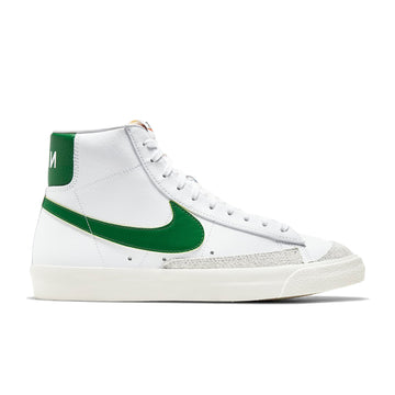 Nike Men's Blazer Mid '77 Vintage (White/Pine Green/Sail/Black) - August Shop