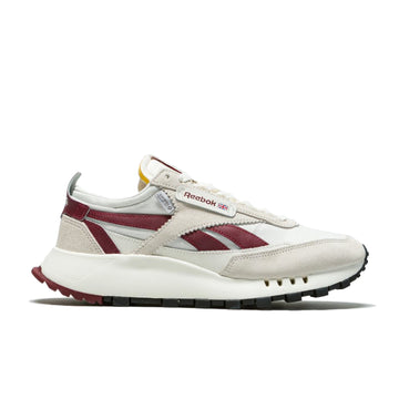 Reebok CL Legacy Gore-Tex Infinium (Chalk/Burgundy/Black) - August Shop