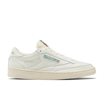 Reebok Club C 85 Vintage (Chalk/Paperwhite/Glen Green) - August Shop