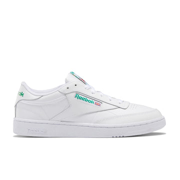 Reebok Club C 85 (White/Green) - August Shop