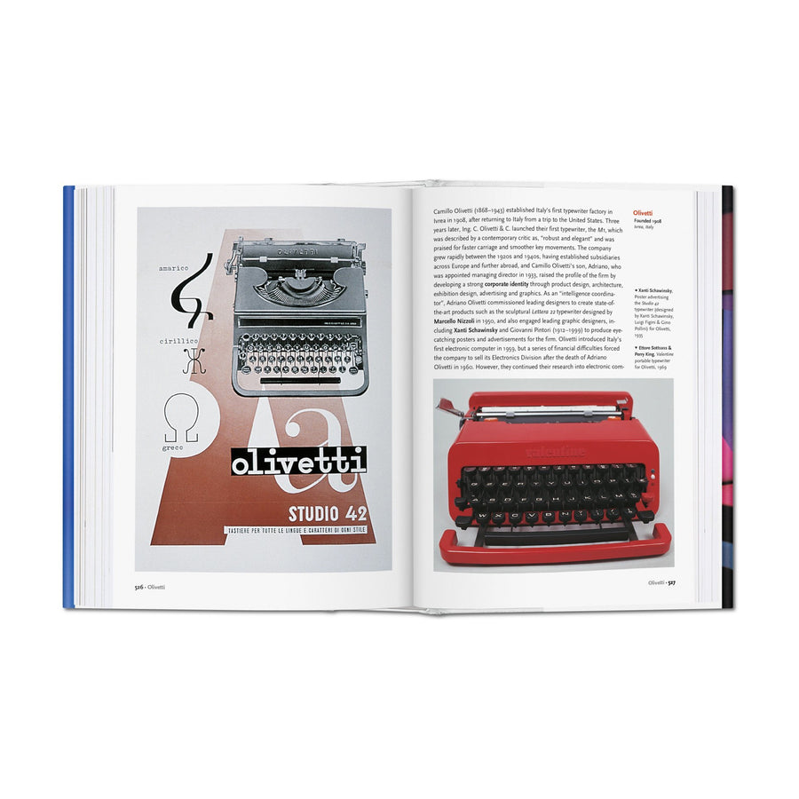 Taschen Design of the 20th Century (Hardcover) - August Shop