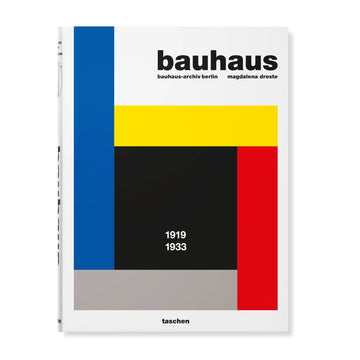 Taschen Bauhaus Updated Edition (Hardcover) - August Shop