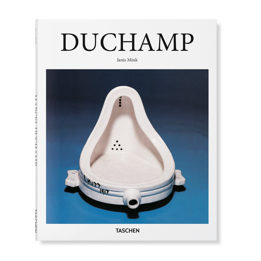 Taschen Marcel Duchamp (Hard Cover) - August Shop