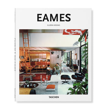 Taschen Charles & Ray Eames (Hardcover) - August Shop