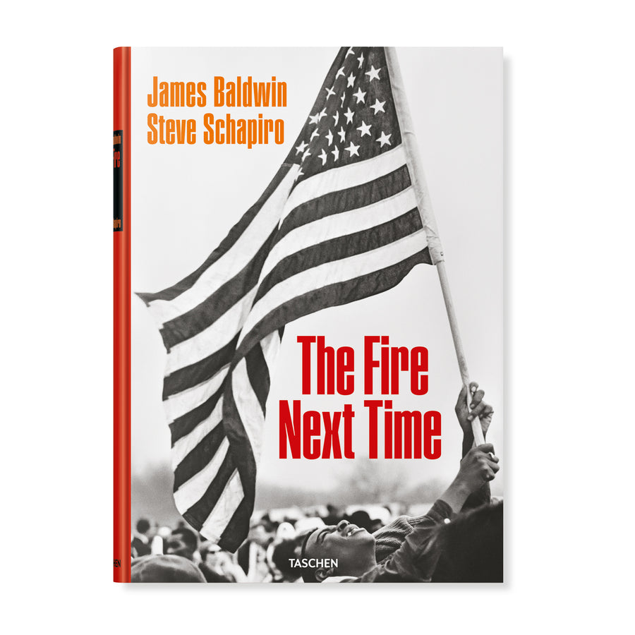 Taschen James Baldwin & Steve Schapiro - The Fire Next Time (Hardcover) - August Shop