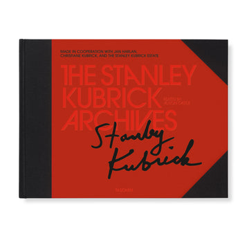 Taschen The Stanley Kubrick Archives (Hardcover) - August Shop