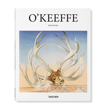 Taschen Georgia O'Keeffe (Hard Cover) - August Shop