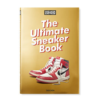 Taschen Sneaker Freaker The Ultimate Sneaker Book (Hardcover) - August Shop