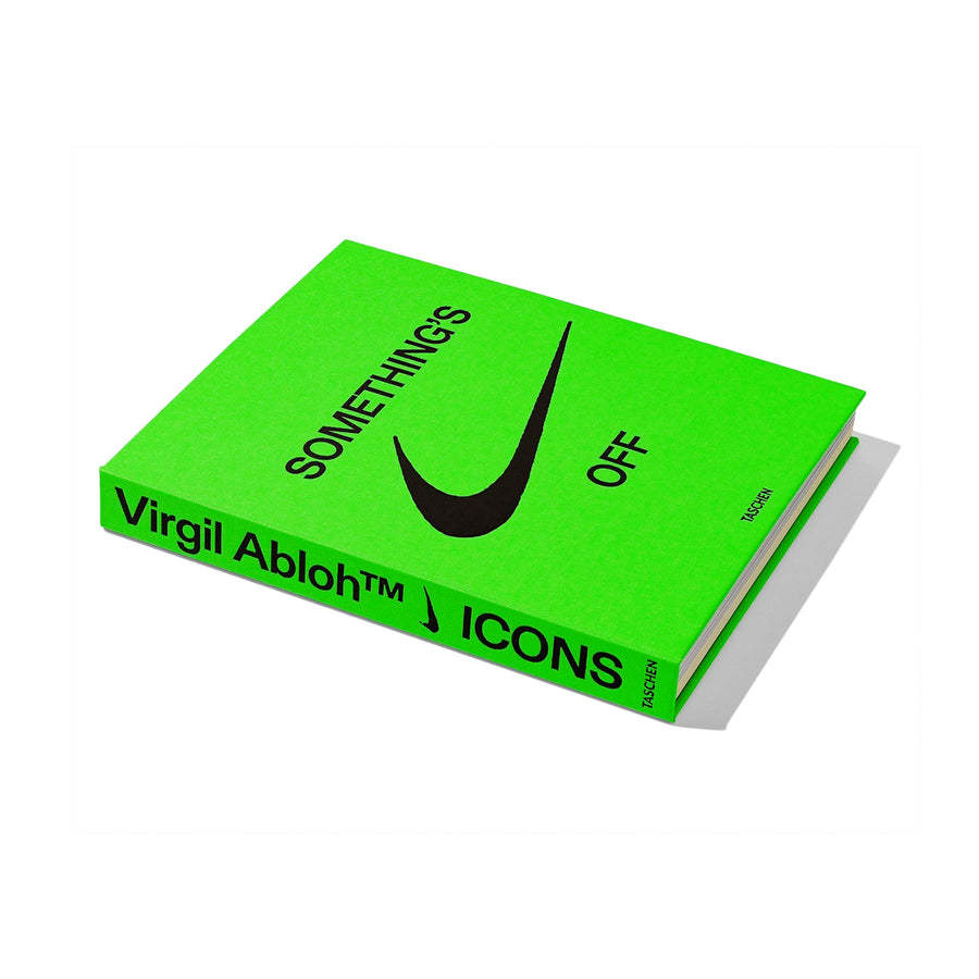 Taschen Virgil Abloh. Nike. ICONS (Hardcover) - August Shop