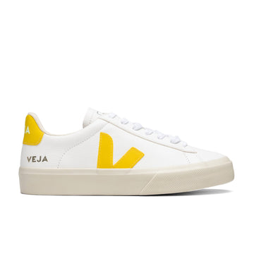 Veja Women's Campo Chromefree (Extra White/Tonic) - August Shop