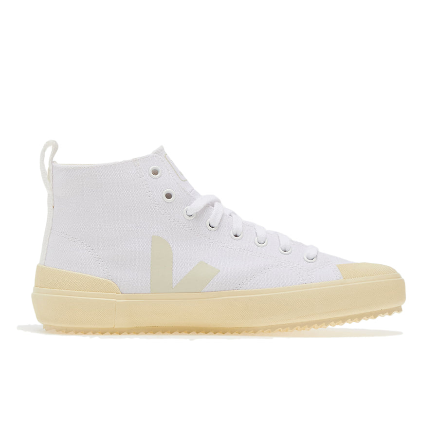 Veja Men's Canvas Nova HT (White/Butter-Sole) - August Shop