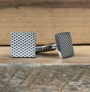 Sterling Silver Cuff links - The Jewelers Lebanon