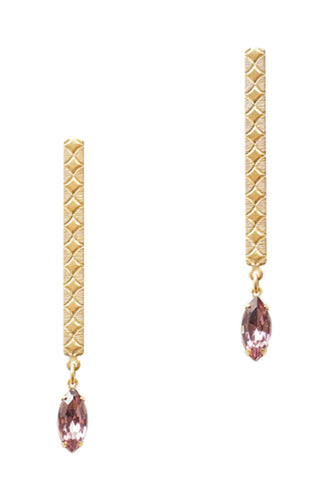 Allie Drop Earrings by Lilli Dokken - The Jewelers Lebanon