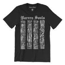 Gothic and occult fashion clothing, empower yourself with gothic and satanic clothing created to send a message... That you are not bound by religion.  high quality t-shirts with artwork that goes back to the 16th hundreds, depicting all kinds of imagery primarily religion and satanism.