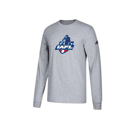 IAFL Semi-Pro Defender Adidas Long Sleeve T-Shirt