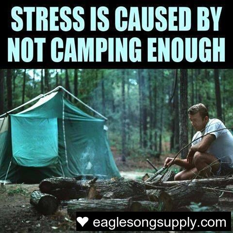 #stressfree #stress #stressrelief #stressmanagement #camping #adventure #happy #backpacking #hiking