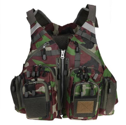 Sport Fishing Vest - Outdoor Sports Store - Eaglesong Outdoor Retailer