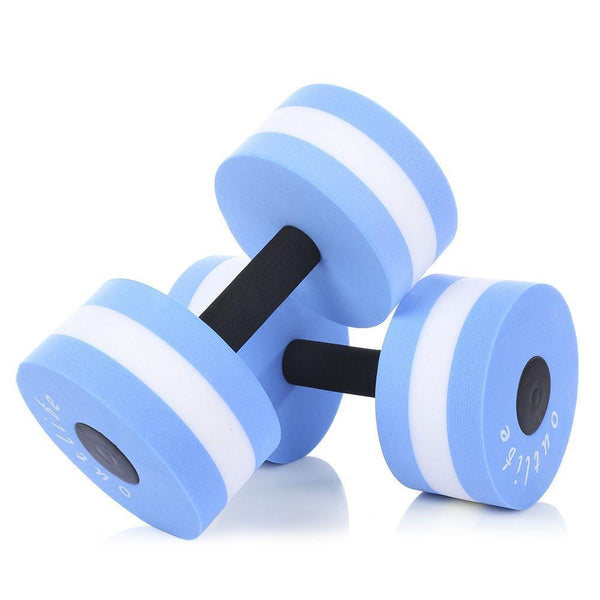Aquatic Exercise Dumbbells - 2pc - Outdoor Sports Store - Eaglesong Outdoor Retailer