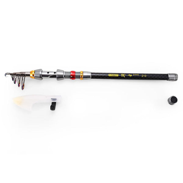 Portable Fishing Rod with Spinning Reel and Tackle Tool Kit - Outdoor Sports Store - Eaglesong Outdoor Retailer