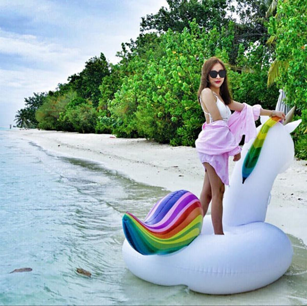 Giant Inflatable Unicorn Float - Outdoor Sports Store - Eaglesong Outdoor Retailer
