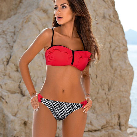 Bandeau Push Up Bikini - Outdoor Sports Store - Eaglesong Outdoor Retailer