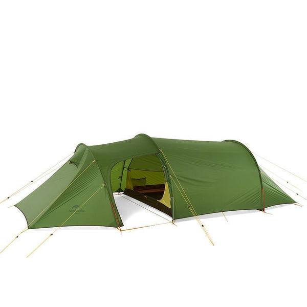3 Person Tent - 20D/210T Ultralight Tunnel Camping Tent - Outdoor Sports Store - Eaglesong Outdoor Retailer