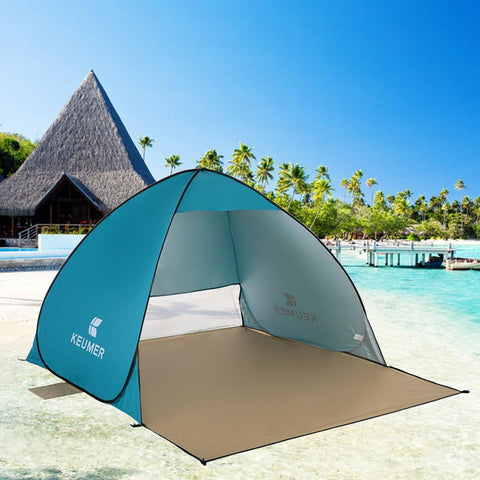 Automatic Instant Pop-up Portable Beach Tent UV Protection - Outdoor Sports Store - Eaglesong Outdoor Retailer
