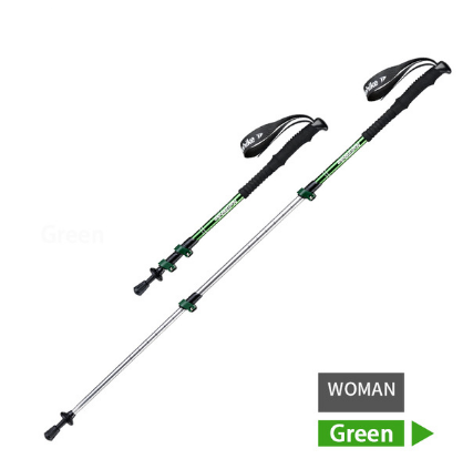 Ultralight Adjustable Aluminum Hiking Sticks - Outdoor Sports Store - Eaglesong Outdoor Retailer