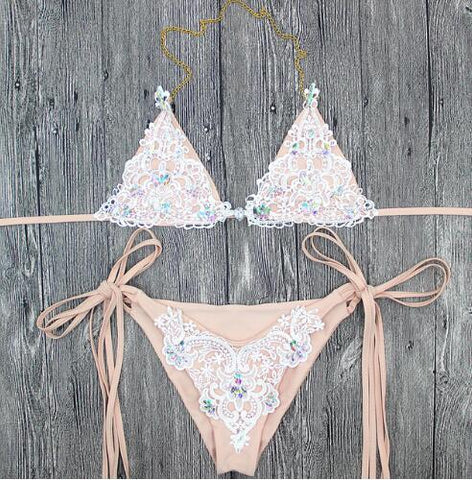 Sequin Bikini Set - Outdoor Sports Store - Eaglesong Outdoor Retailer