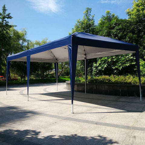 10'x 20' Easy Outdoor Pop Up Gazebo Canopy Cover - Outdoor Sports Store - Eaglesong Outdoor Retailer