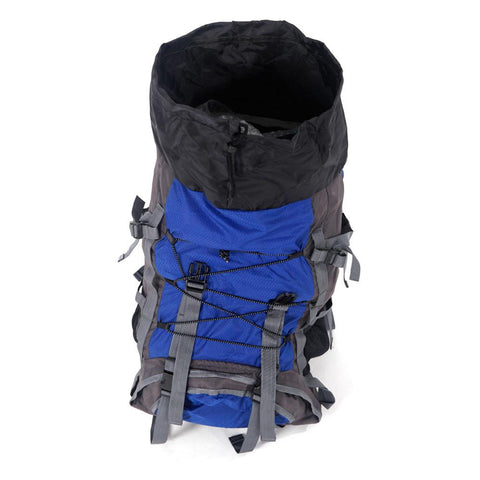 60L Mountaineering Backpack - Blue - Outdoor Sports Store - Eaglesong Outdoor Retailer