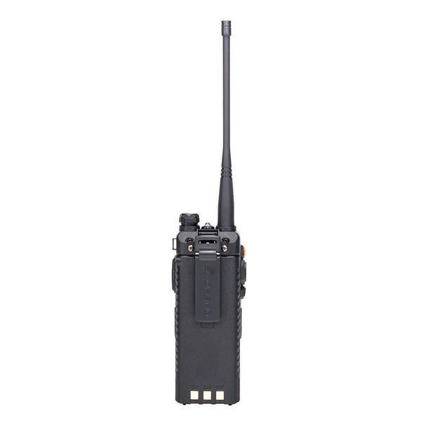 BAOFENG UV-5XP 7.4v 3000mAh 8W Dual-band Walkie Talkie Black + Free Earphone - Outdoor Sports Store - Eaglesong Outdoor Retailer