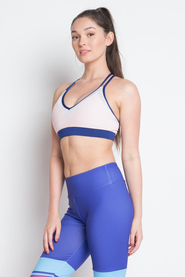 Two Tone Quest Sports Bra - Outdoor Sports Store - Eaglesong Outdoor Retailer