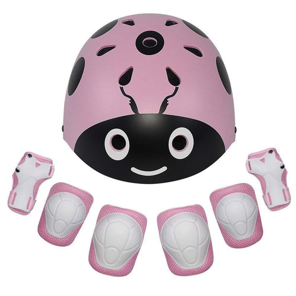 Kids Protective Gear Set - Ladybug - Outdoor Sports Store - Eaglesong Outdoor Retailer