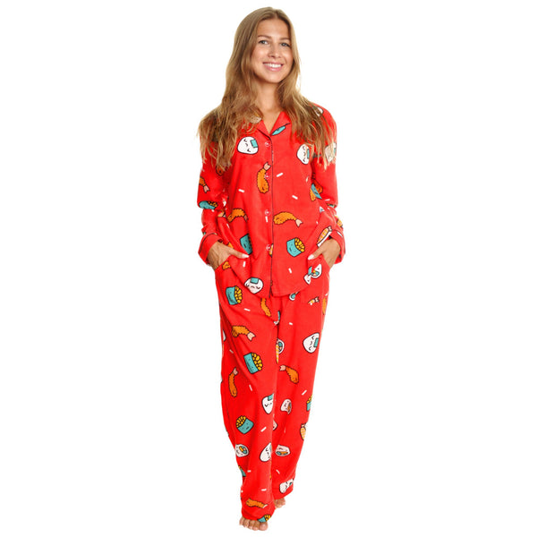 Angelina Cozy Fleece Pajama Set (1-Pack) - Outdoor Sports Store - Eaglesong Outdoor Retailer