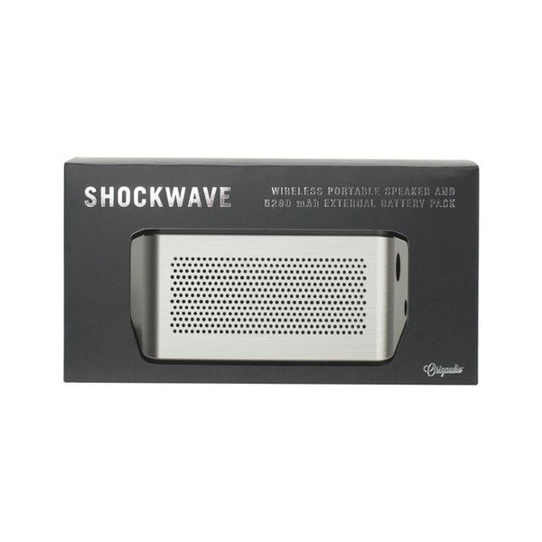 Shockwave™ Bluetooth Speaker + Power Bank - Outdoor Sports Store - Eaglesong Outdoor Retailer