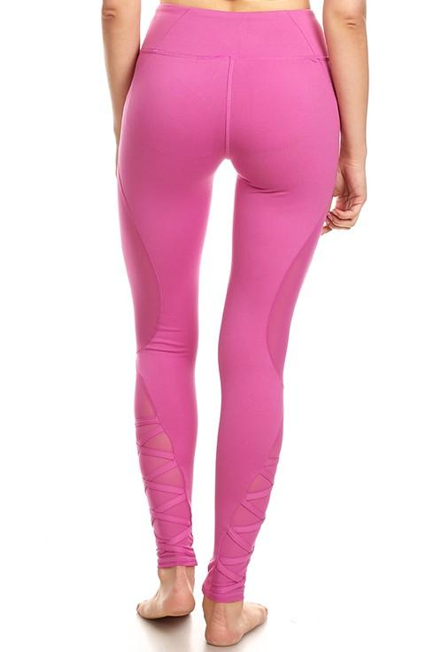 Women Yoga Capri with 4 Way Stretch - Outdoor Sports Store - Eaglesong Outdoor Retailer