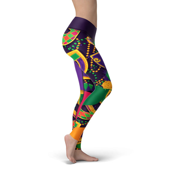 Stella Mardi Gras Legging - Outdoor Sports Store - Eaglesong Outdoor Retailer