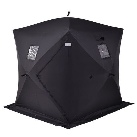 2-Person Outdoor Portable Ice Fishing Shelter Tent - Outdoor Sports Store - Eaglesong Outdoor Retailer
