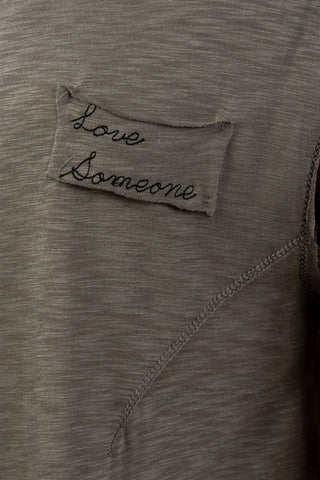 """Love Someone"" Graphic Flowy Tee - Outdoor Sports Store - Eaglesong Outdoor Retailer"