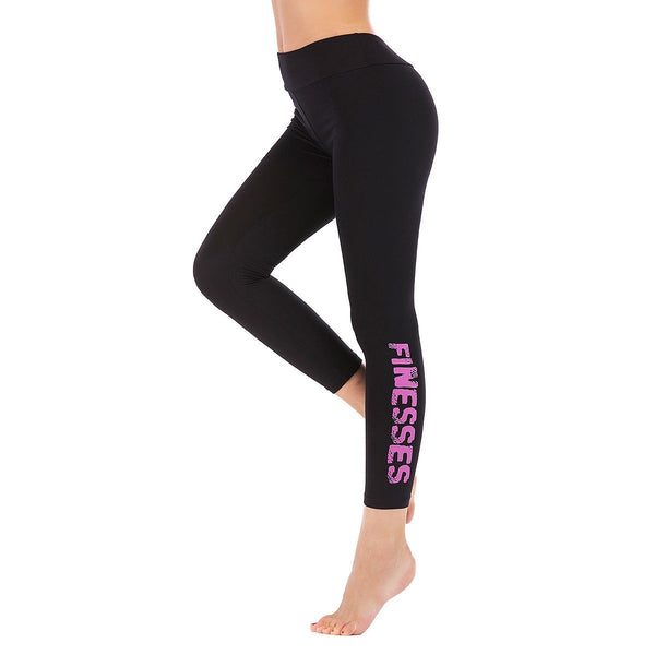 Comfy Black Fitness Full Length Leggings - Outdoor Sports Store - Eaglesong Outdoor Retailer